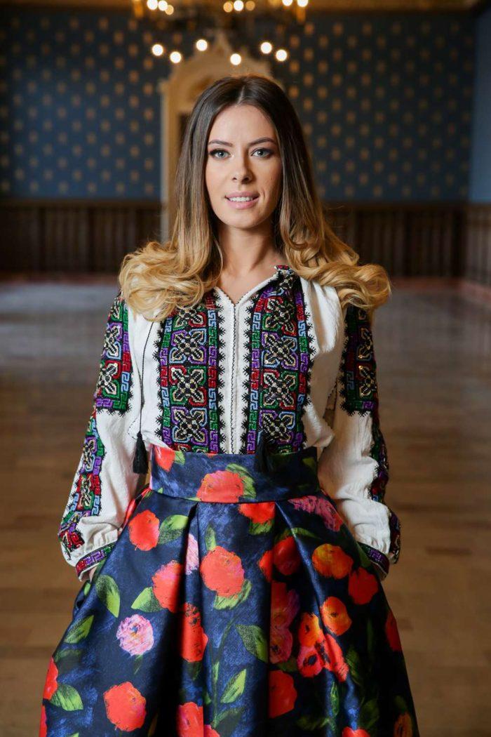 Ia românească revine la Londra cu Flori de ie
