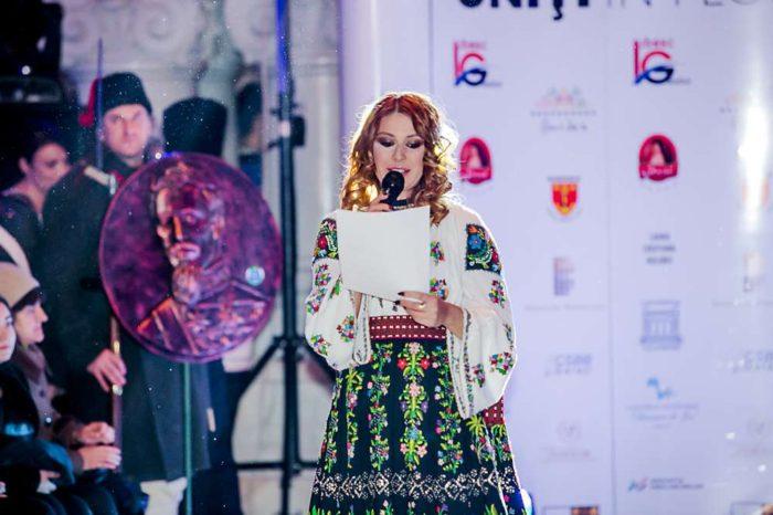 Mica Unire: Uniți în Flori de RomânIE, la Galați