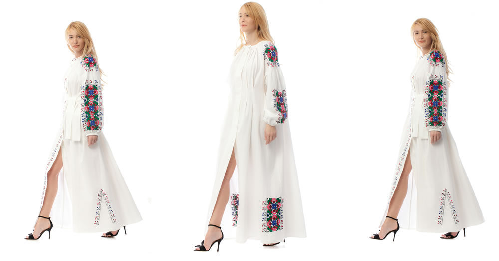 Flori de ie cucerește Catalonia la Barcelona Bridal Fashion Week