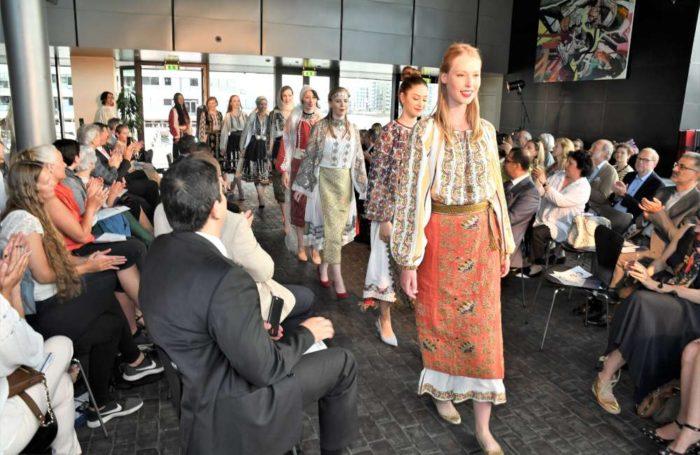 Blouses in Bloom - Centenary exhibition in Copenhagen, Denmark