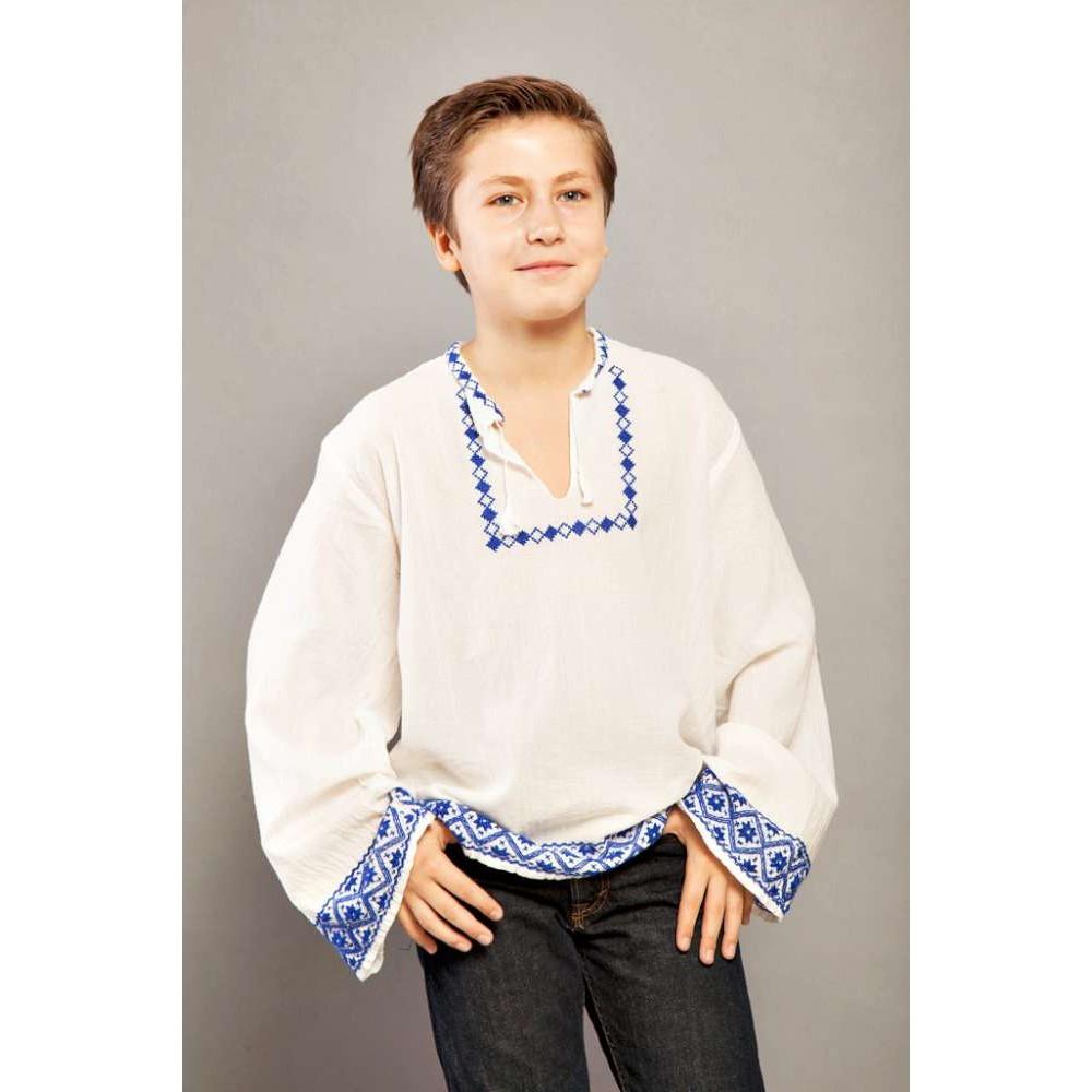 Romanian Blouse for boys - Star