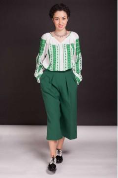 Ie românească - verde