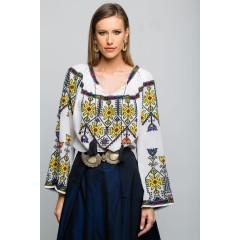Ie românească Lalea de primăvară - Galben