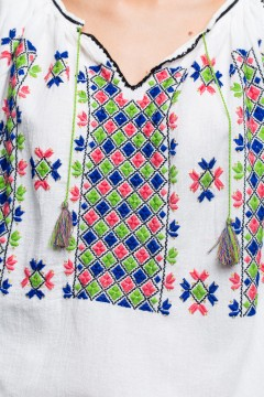 The shadow of time romanian blouse