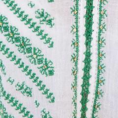 Ie românească Eternitatea  - Verde smarald de la www.florideie.ro