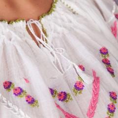 Ie spic roz de la www.florideie.ro
