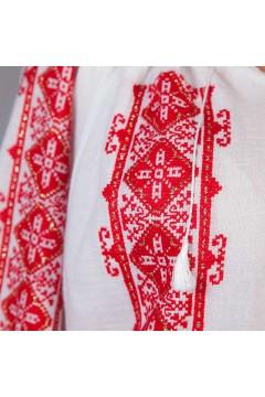 Ie românească trifoi - roșu