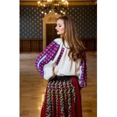Ie românească Floare de păun de la www.florideie.ro