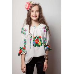 Ie românească fetiță - Trandafir de la www.florideie.ro