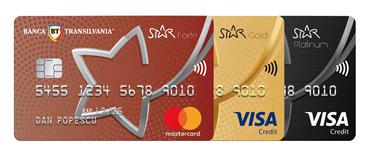 starcard de la banca transilvania